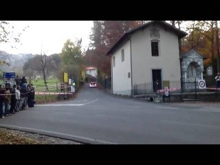 Kubica Rally di Como. Mknący Pocisk ;) 16.11.2012