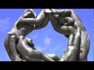 The Vigeland Park (Frognerparken) in  Oslo - Cecilia Bartoli: La Morte d´Abel - Antonio Caldara
