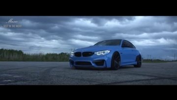 BMW M4 / Music DEEP IN THE NIGHT /