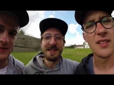 Norwegia 2015 // Summer Job