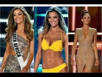 FULL HD VIDEO: HIGHLIGHTS of Miss Universe 2017 Demi-Leigh Nel-Peters FULL  PERFORMANCE!