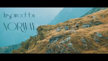 Inspired by Norway |5D Mark III RAW|