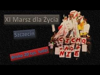 XI Marsz dla Życia w Szczecinie