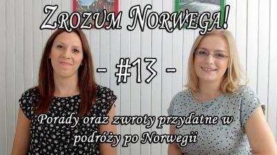Zrozum Norwega #13 - Podróże po Norwegii, porady i przydatne zwroty