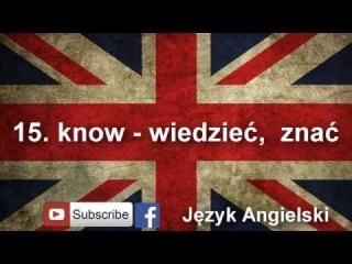 Język Angielski 1000 najczęściej używanych słów - część 1