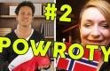 Powroty z Norwegii #2 MAGDA