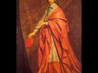 CZERWONY TULIPAN - Sekret Kardynała Richelieu