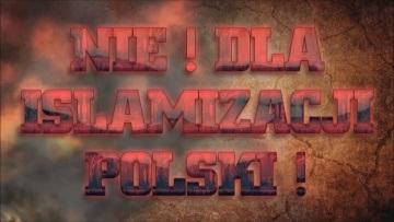NIE DLA ISLAMIZACJI POLSKI! - Świetny Film od Prawa Strona Medalu!