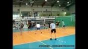 AZS LUZINO- AWKS NIGHTSHADOWS 24_10_2010 volleyball Poland   by ANDRZEJ SZULC