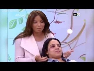 Moroccan TV shows offers makeup tips to hide domestic violence