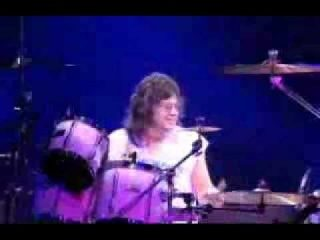 deep purple - lazy 1993 (drum solo -ian paice )