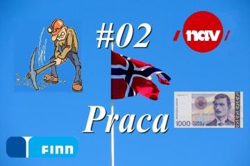 Nowy w Norwegii - #02 Praca