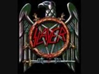 Slayer ~ Angel of Death (Lyrics)