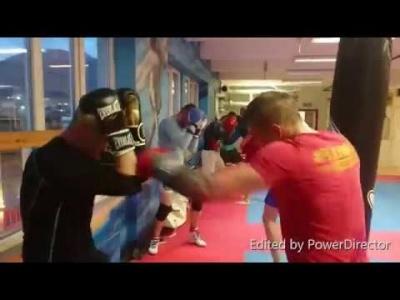 Street Boxing Maximus Bergen