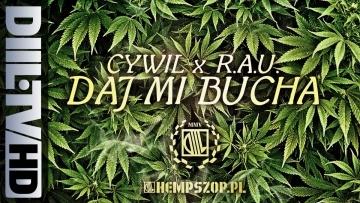 CYWIL x R.A.U. - Daj mi bucha (prod.R.A.U.) (AUDIO DIIL.TV HD)