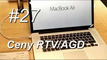 Nowy w Norwegii - #27 Ceny sprzętu RTV/AGD