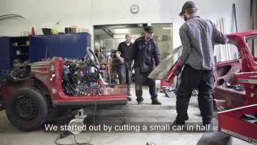 Behind the scenes - Volkswagen Trailer Assist - How we built the trailer