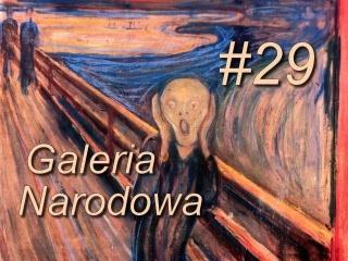 Nowy w Norwegii - #29 Galeria Narodowa w Oslo