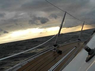 Kabat - sailing Sasnitz - Helsingborg on s/y Navy Blue - 4