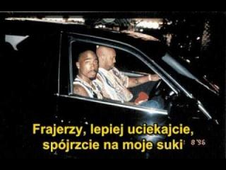 2Pac - Starin' Through My Rearview PL napisy serwis Poznaj Tupaca