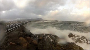 "Heine Schjølberg's ""Norway's Atlantic Road"""