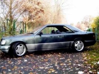E320 Coupe Mercedes-Benz