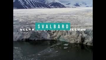 Wpływ globalnego ocieplenia na Svalbard