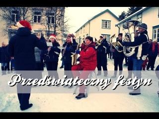 Przedświąteczny festyn, Norwegia | Podróżne #87