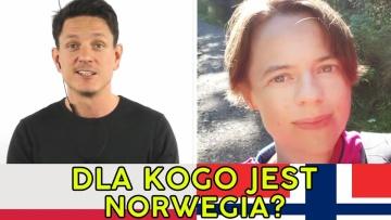 Co jest największą ignorancją w Norwegii? dr Elżbieta Czapka