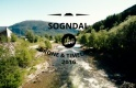 SOGNDAL - The Drone & Time Lapse Video 4K (Norway)