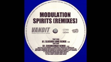 Modulation - Spirits (Cosmicman Remix) [HQ]