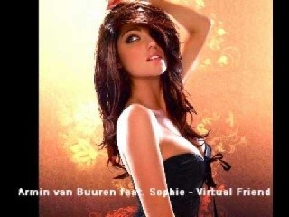 Armin van Buuren feat.  Sophie Hunter - Virtual Friend