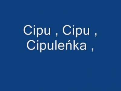 Sebii i DJ Mysz - Cipuleńka + Tekst