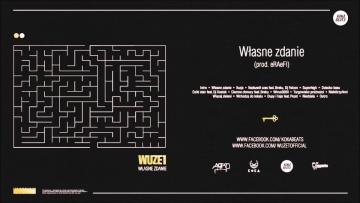 Wuzet - Własne Zdanie (prod. eRAeFi)