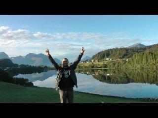 Norwegia - w tym odcinku prawdopodobnie najładniejsze ujęcie na polskim YouTube