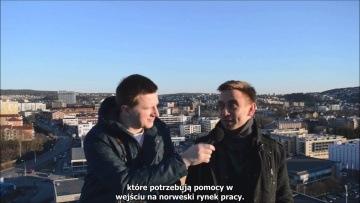 Polakker i Norge #2 Det norske språk / Język norweski