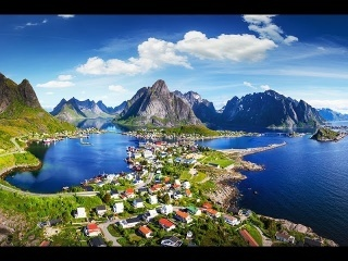 Norway nature 2015 - Aerial drone video