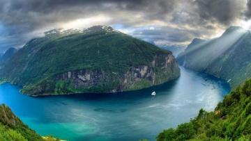 5 najpiękniejszych fiordów w Norwegii