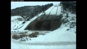 Jak powstawała skocznia w Vikersund K-195 [Największa na świecie]