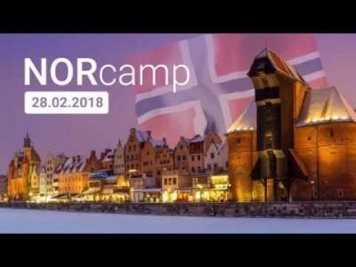 NORcamp - polsko-norweskie spotkanie w Gdańsku