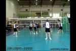 AMATORSKA PLUS LIGA LUZINO KWIECIEŃ 2011 AZS LUZINO - JUNIOR   by ANDRZEJ SZULC   volleyball Poland