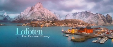 Lofoten. One Flew over Norway