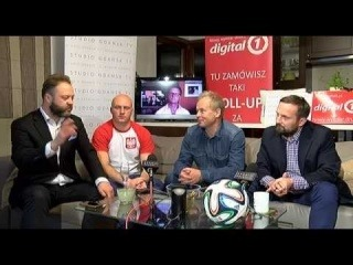Polska - Irlandia 2:1 (2015-10-11) PO MECZU