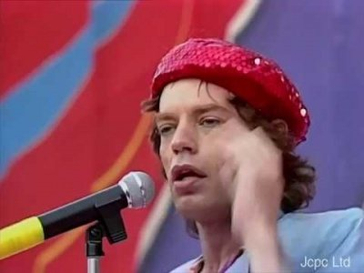 """Rolling Stones """"Time Is On My Side"""" From The Vault Leeds Roundhay Park 1982 Full HD"""
