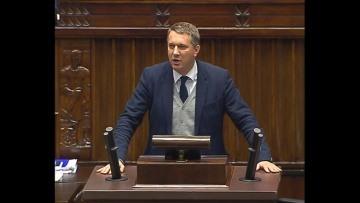 Przemysław Wipler ostro w Sejmie! 11.09.2015