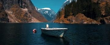 NORWAY discovered by DJI Mavic Pro