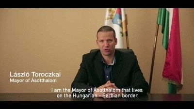 Message to illegal immigrants from Hungary