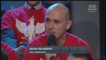 Narodowiec masakruje prof. Andrzeja Zolla