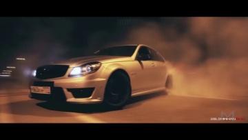 "2Pac, The Notorious B.I.G. ft. 6IX9INE ""Kooda"" Remix | Mercedes C63 AMG Perfomance"