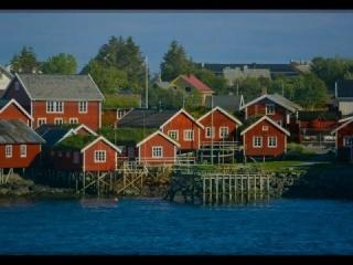 Norway, trip to  Lofoten.